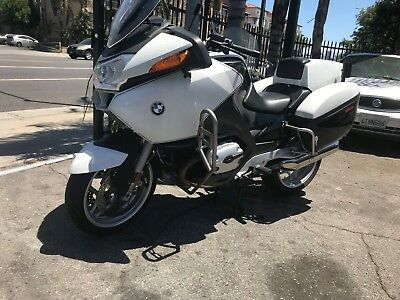 2007 BMW R-Series  2007 BMW R1200 RTP WITH ONLY 64K MILES WOW .