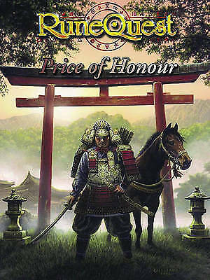 RuneQuest: Price of honour by Simon Beal (Paperback)