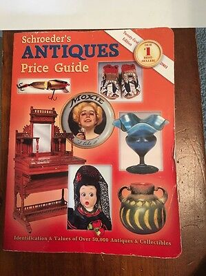 Schroeders Antiques Price Guide 2003 (2002, Paperback)