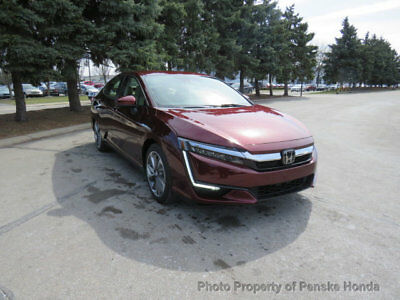 Honda Clarity Plug-In Hybrid Touring Sedan Touring Sedan New 4 dr CVT 1.5L Crimson Pearl