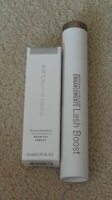 Rodan and Fields Lash Boost and Bright Eye Complex
