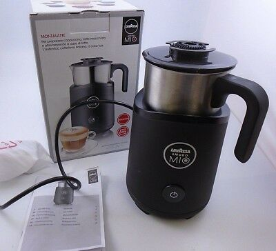 Lavazza Induction Milk Frother - Black - Brand New In Box