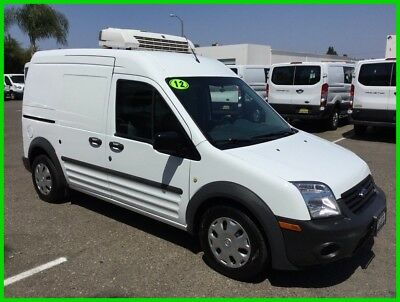Ford Transit Connect  2012 Ford Transit Connect Refrigeration Mini Cargo Van