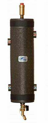 """GREAT OFFER. LOW-LOSS HEADER (HYDRAULIC BALANCER) 156kW - 2"""" COATED"""