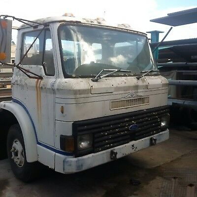 Ford D Series Truck