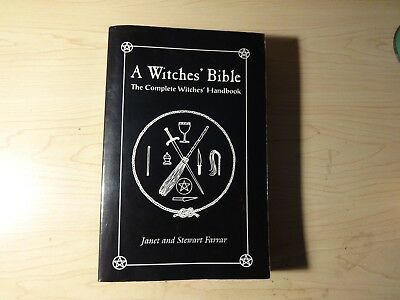 A Witches Bible - Janet and Stewart Farrar