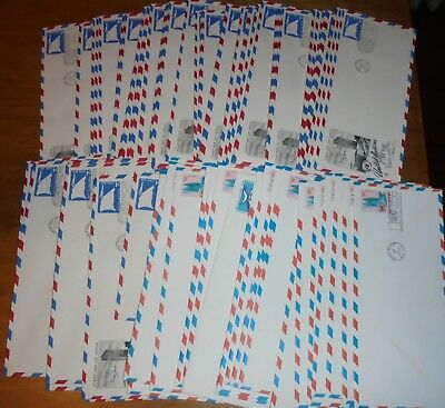 UN / US Postal Stationary Covers? w/ Stamps etc? Boxlot