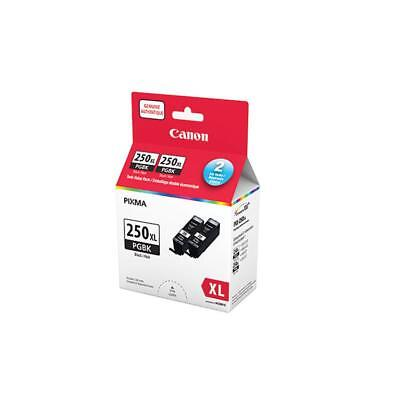 Canon PGI-250XL Ink Cartridge Value Twin Pack