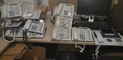 Siemens HiPath 3500 Phone System 45 Handsets - Secondhand - Tax Invoice