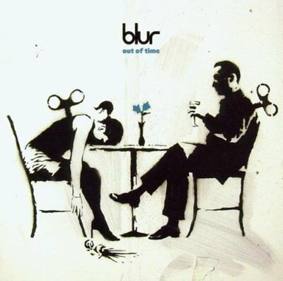 Blur - Out Of Time - DVD  LBVG The Cheap Fast Free Post