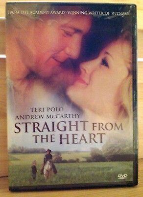 Straight From the Heart (DVD, 2007) Brand new