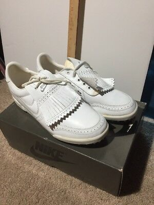 153595711823 New Unworn Vintage Nike 8.5 Womens Golf Shoes Linkster