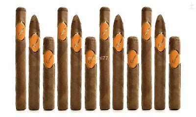 Box of cigars. Bundle of 12 (#243)