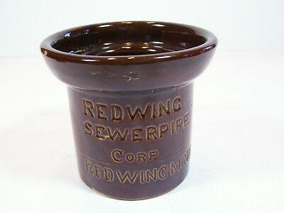 Red Wing Sewer Pipe Sample, With Insert #2