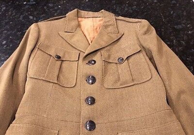 Rare 1930's Boy Scout Wool Uniform Jacket And Pants BSA