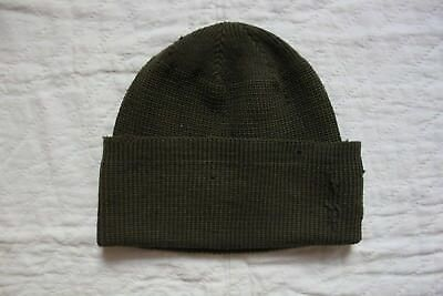 VINTAGE 1940s US Army Air Force A4 Wool Cap WW2 WWII
