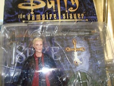 Spike From Buffy The Vampire Slayer Action Figure Moore Collectible! (2000)