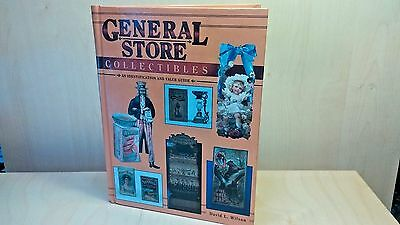 General Store Collectibles book 1994 David L Wilson