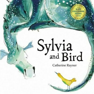 NEW Sylvia and Bird By Catherine Rayner Paperback Free Shipping