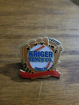 2018 Kriger Fence Company Little League World Series Pin LLWS