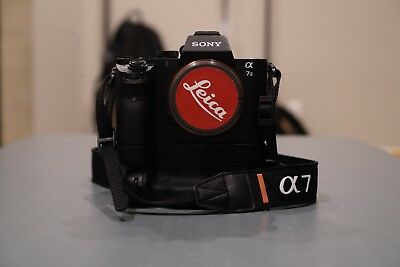 Sony Alpha a7 II 24.3MP Mirrorless Camera - BATTERY GRIP INCLUDED! Low Price!