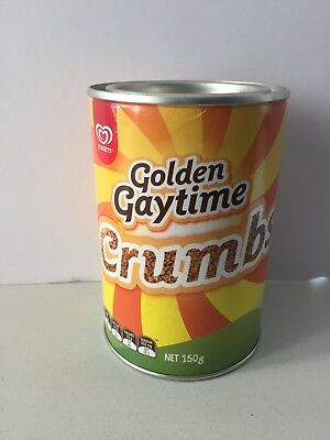 Golden Gaytime Crumbs in Tin 150g