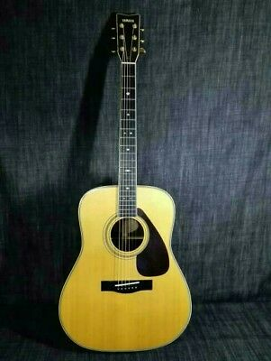 Acoustic guitar Yamaha L-8 beutiful JAPAN rare useful EMS F/S*