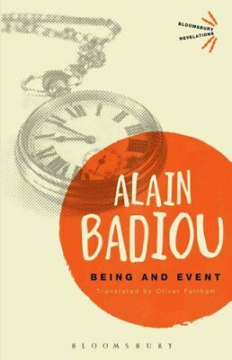 Being and Event by Alain Badiou 9781472511065 (Paperback, 2013)