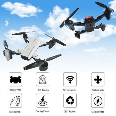 New SG-700 2.4Ghz Drone 4CH 6-Axis Gyro RC Quadcopter Drone HD WIFI FPV Camera