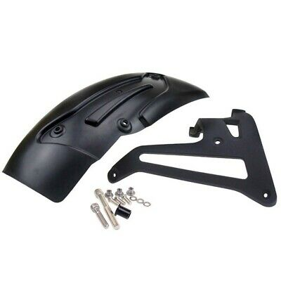 Rear Fender Mudguard Wheel Hugger For BMW R1200GS LC/Adventure 2013-2016 Black