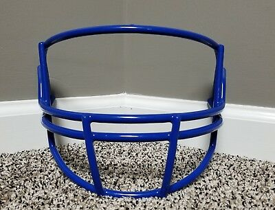 Riddell Z2B OPO Adult Football Helmet FACEMASK FACE MASK FACE GUARD ROYAL BLUE
