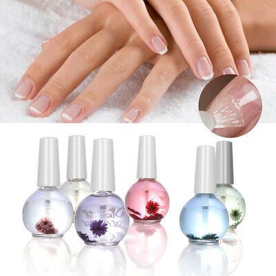 DIY Nail Art Flower Smell Nutritious Oil Finger Toe Cuticle Treatments Repair H