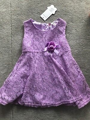 Baby girl dress 6-12 months brand new