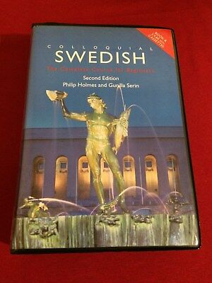 Colloquial Swedish:The Complete Course For Beginners. Curso aprender sueco