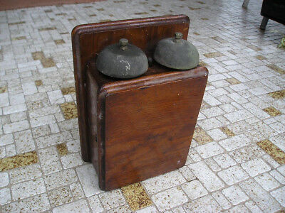 Antique Vintage Wall Telephone Bell Phone