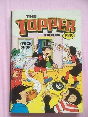 The Topper Book 1985 *** Unclipped ***