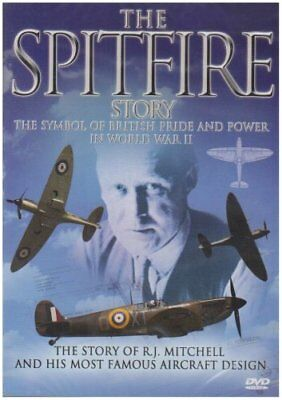 Spitfire Story [DVD] -  CD 72VG The Fast Free Shipping