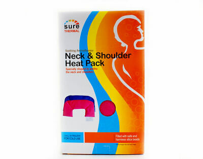 Sure Thermal Neck & Shoulder Heat Pack Microwaveable Freezer TH19991
