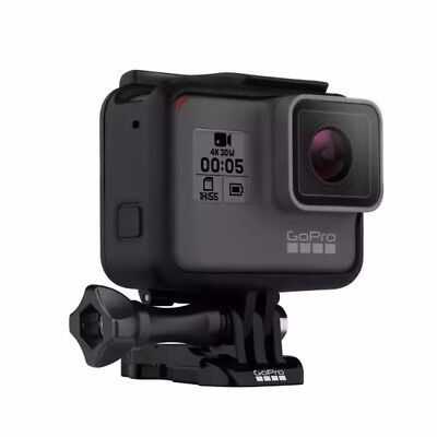 For Gopro Hero 5 Protective Frame Housing Case Mount W/ Camera Len Cover Cap