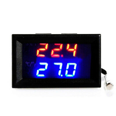 best 12V/24V Digital LED Thermostat Controller Switch Temperature Sensor Probe