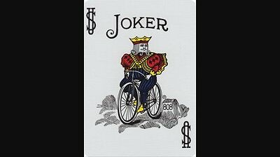 Magic card Trick YOUR JOKING!! Blue Bicycle. Fantastic Gimmicked Deck! Free P+P