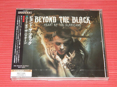2018 Japan Cd Beyond The Black Eart Of The Hurricane  With Bonus Tracks