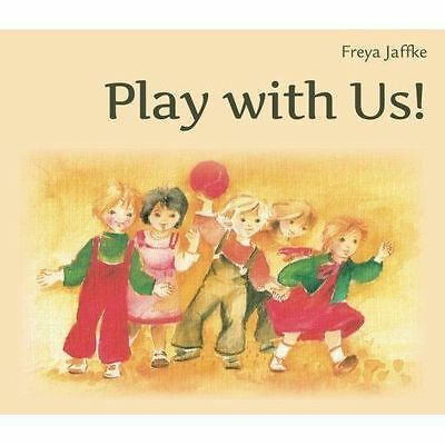 Play with Us!: Social Games for Young Children by Freya Jaffke (Paperback, 2016)