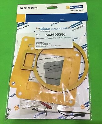 Hamworthy Wessex Modular Service Kit 563605386 *NEW*