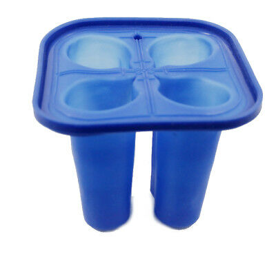 Silicone Mould for use with 2.5 oz Shot Glasses/Wine Mug 4 holes 3D Sublimation