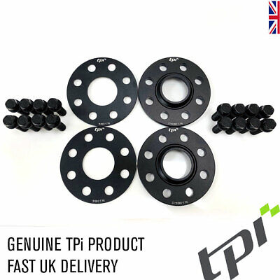 TPI 25mm Hubcentric Wheel Spacers /& Extended Wheel Bolts Astra H VXR