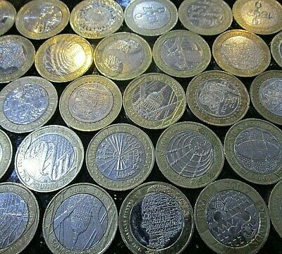 TWO £2 POUND COIN 1997-2019 Royal Mint - BRITISH COIN HUNT - Pick Your Coin