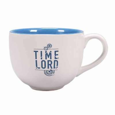 Official Dr Doctor Who 3D Hidden Tardis Coffee Mug Cup New In Gift Box