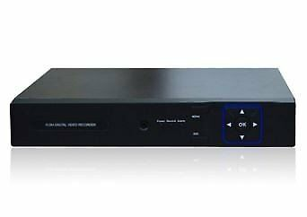 dvr 8 canali ibrido analogico ahd p2p hdmi cloud 1080p