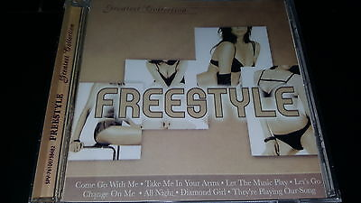 freestyle greatest collection import cd rare